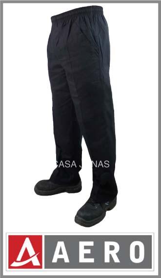 Pantalon nautico Aero Super Oferta en poplin c/cierre t 1/4