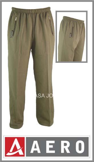 Pantalón náutico algodón/poliester bolsillo con cierre Aero talles 3/4