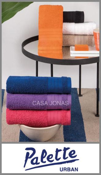 Juego liviano toalla y toallon 420g Palette Boris