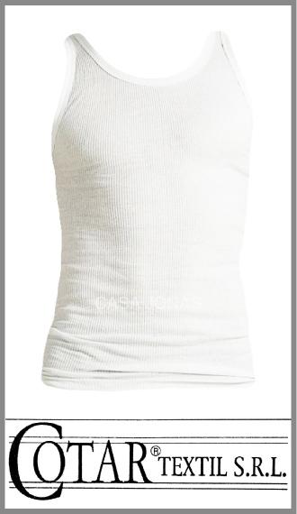 Camiseta musculosa de morley Cotar talles 38/44