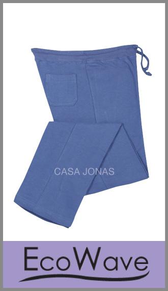 Pantalon de algodón frizado Eco Wave para mujer talles 38/44