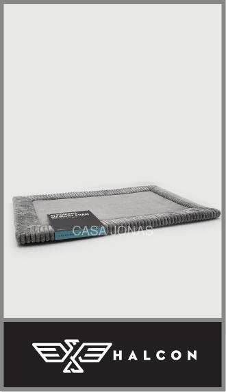 Alfombra Memory Foam Halcon antideslizante 40cm x 60cm