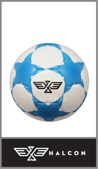 Pelota de Futbol Halcon N*5 cosida texturada
