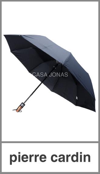 Paraguas mini Pierre Cardin Hombre de apertura automatica liso