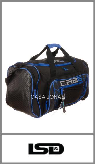 Bolso de viaje Lsd  Carbono engomado, medida 48cm x 24cm x 29cm