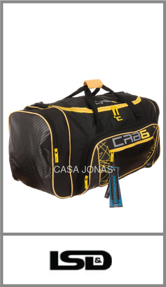 Bolso de viaje Lsd  Carbono engomado, medida 65cm x 28cm x 32cm