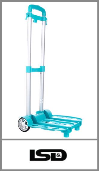 Carro plegable Lsd Uniker Unisex para incorporar a mochilas de espalda