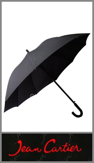 Paraguas largo Jean Cartier para Mujer  mango de goma