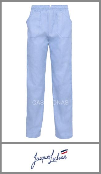 Pantalón náutico unisex para Sanidad Jacques Leclear S/XXL
