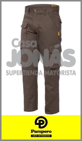 Pantalon cargo Tiempo libre Pampero ORIGINAL uso intensivo talles 56/60