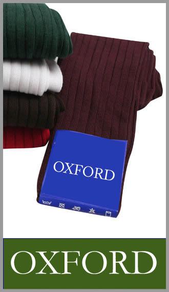 Media ¾  colegial algodon morley Oxford talles 2/5