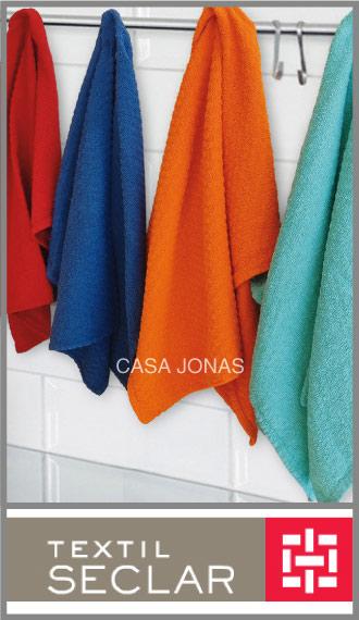Repasador de toalla estampado pesado Seclar medida 45cm x 60cm