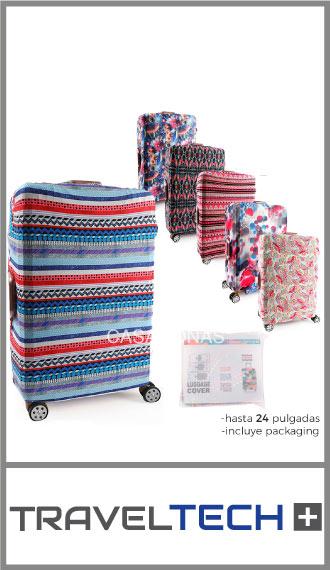 Cubre funda de Valija Travel Tech para 24